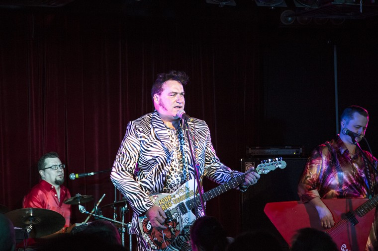 Фото Red Elvises (USA)