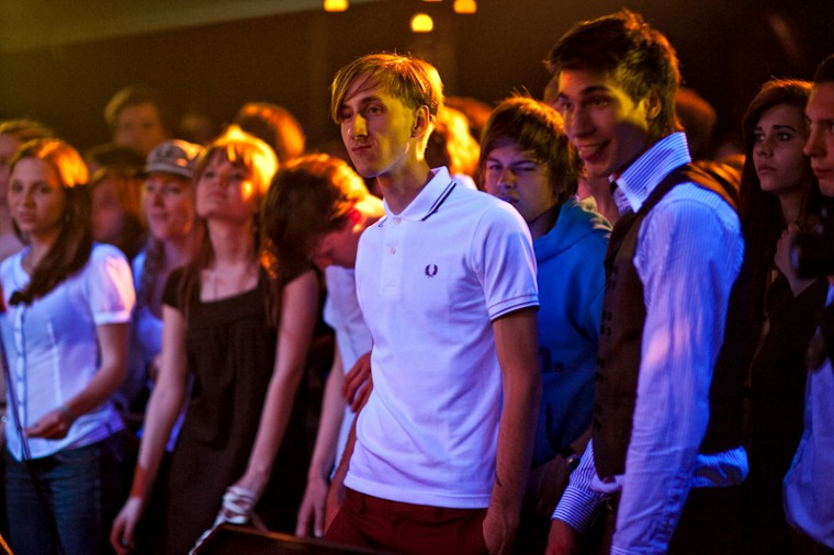 Фото Fred Perry Night Music Festival