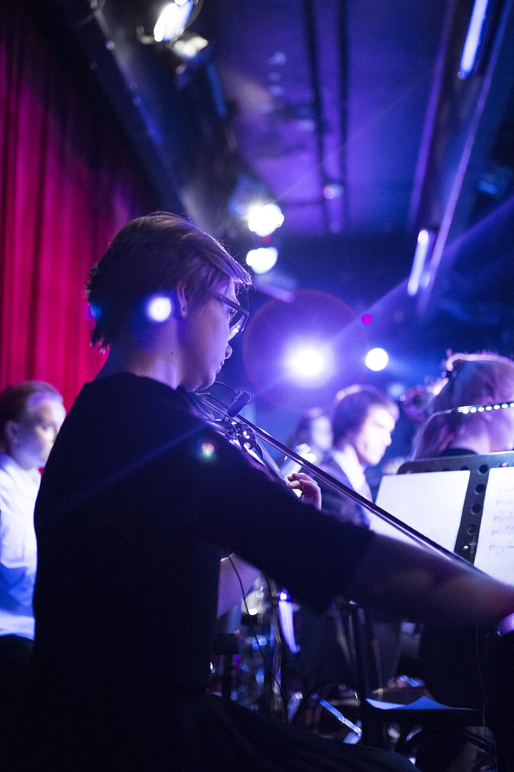 Фото Валерия Ланская, Концерт, посвященный тридцатилетию актрисы