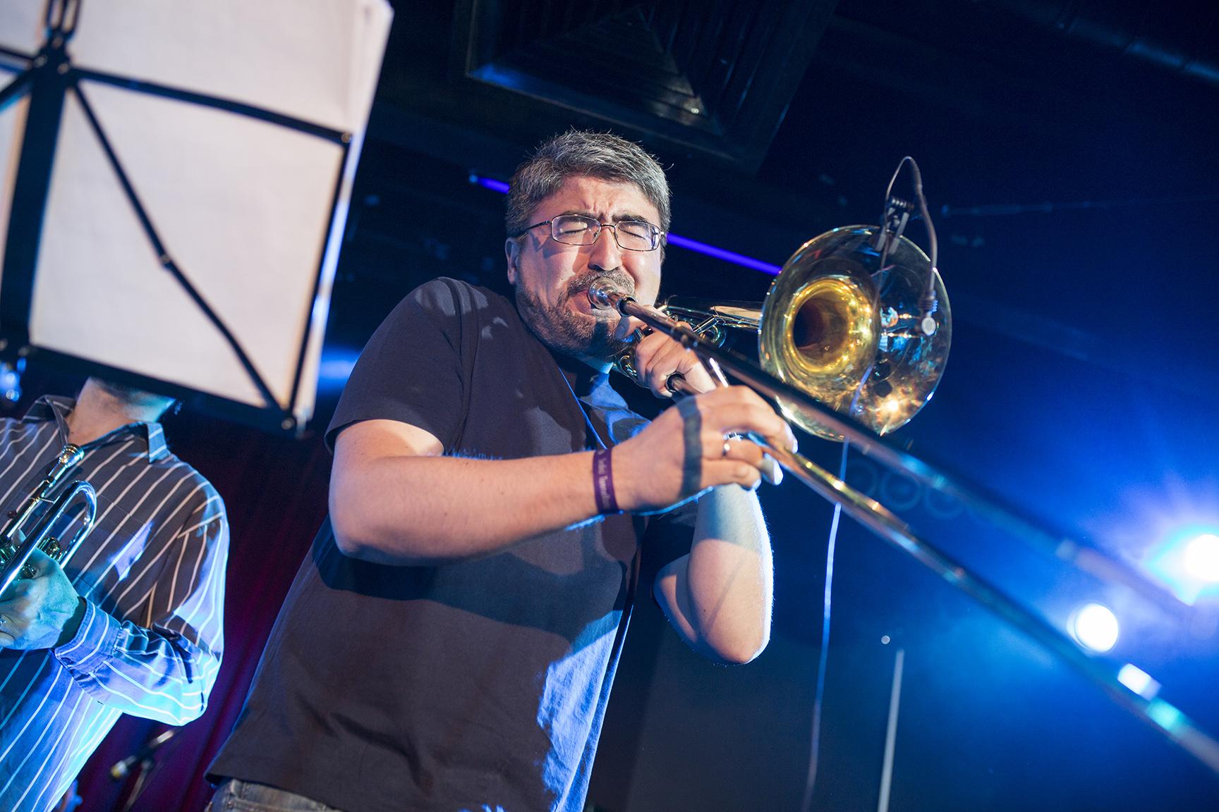 Фото Алексей Айги и Ансамбль «4'33», 23 года на сцене!