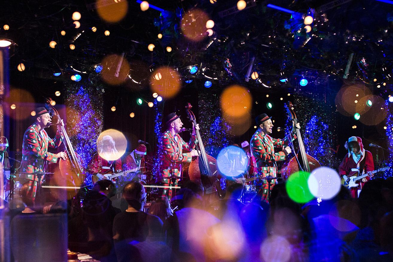 Фото Billy's Band. День 2, День второй