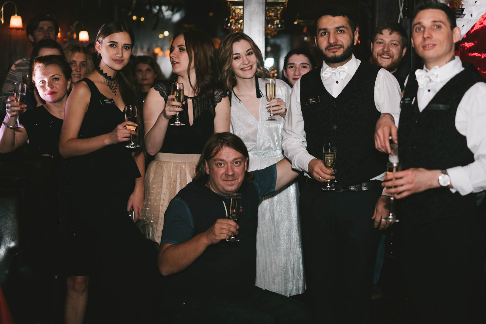 Фото Новый Год 2018 с группой Brainstorm! ,