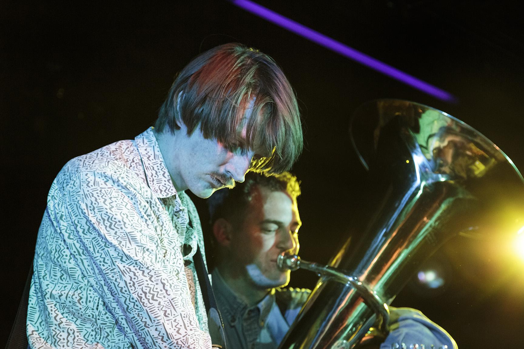 Фото Invader Ace (NO/SE) & 1/2 Orchestra,