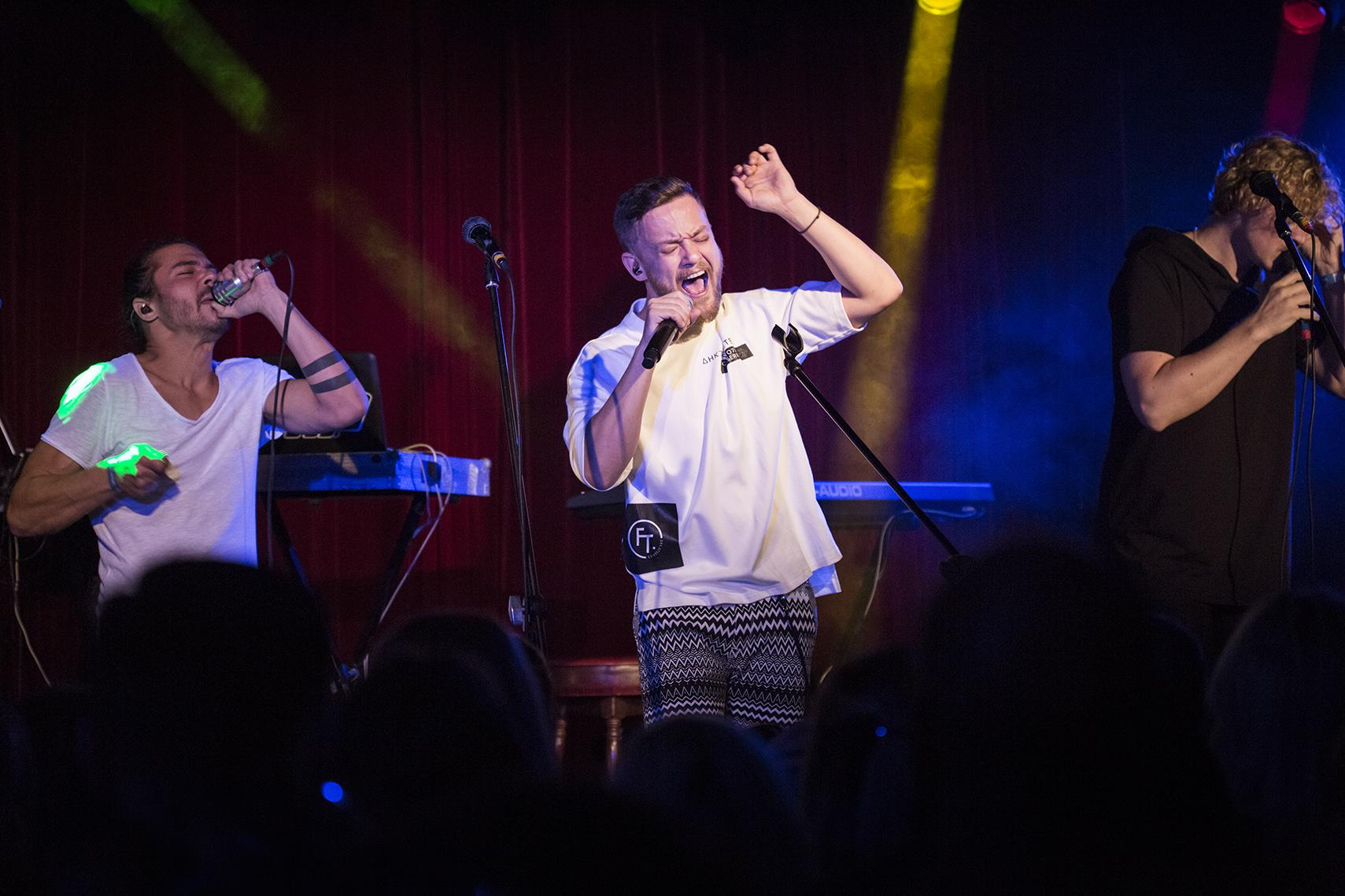 Фото Jukebox Trio, День рождения группы