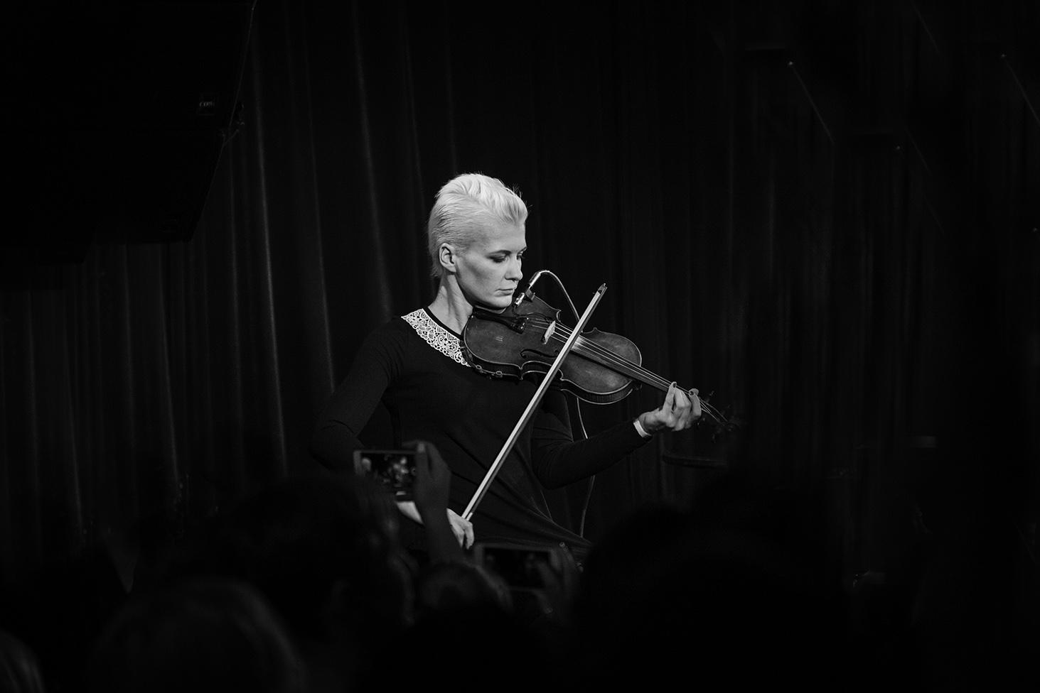 Фото КняZz, Традиционный акустический концерт