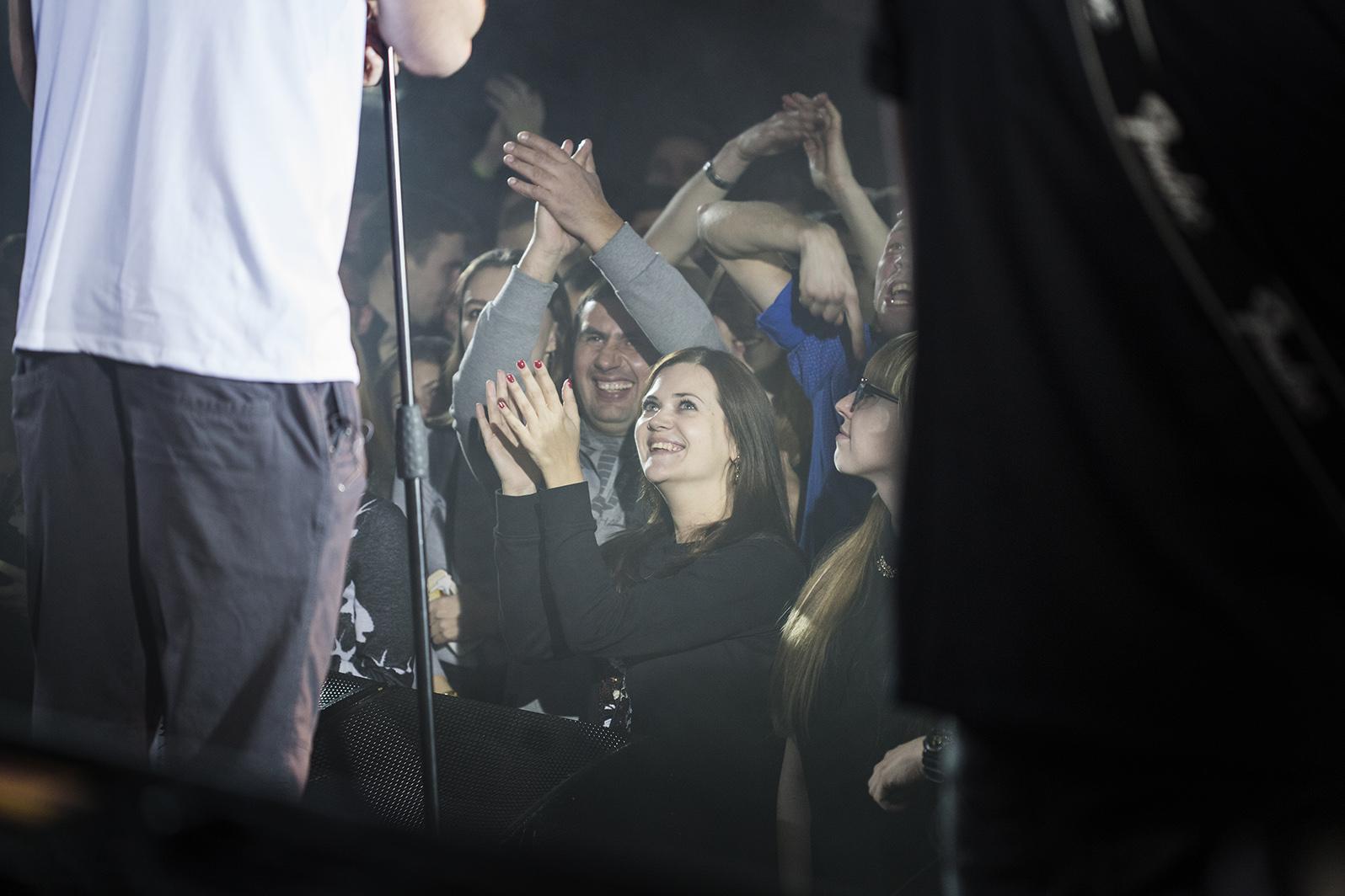 Фото Loc-Dog - День 2, Live Band. Живой звук