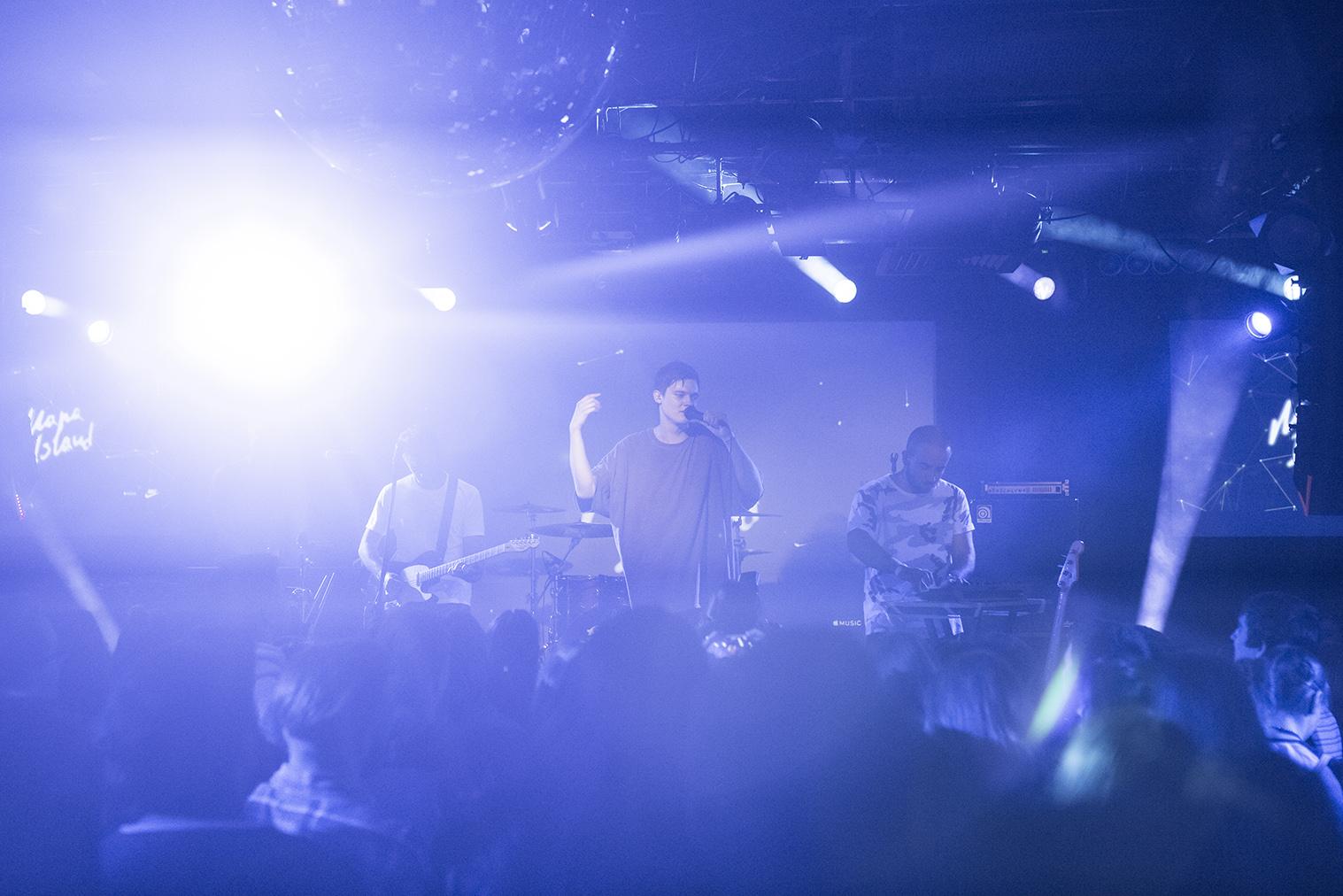 Фото Mana Island, Презентация EP «Пройдет»