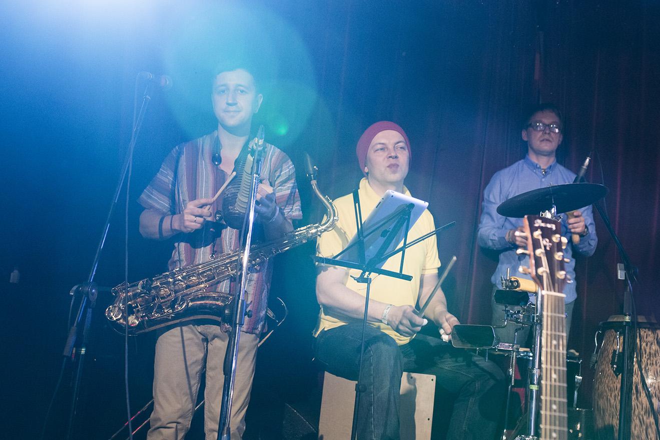 Фото Markscheider Kunst / Tres Muchachos & Companeros, Акустический концерт