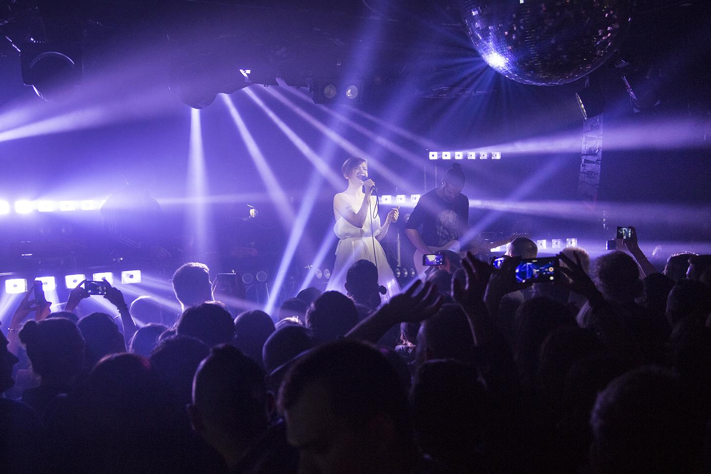 Фото Моя Мишель — День 2, Уникальное световое шоу!