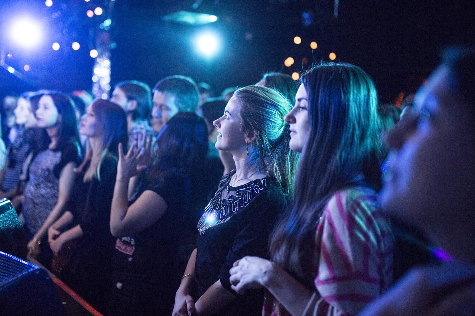 Фото Найк Борзов, Рождественский концерт