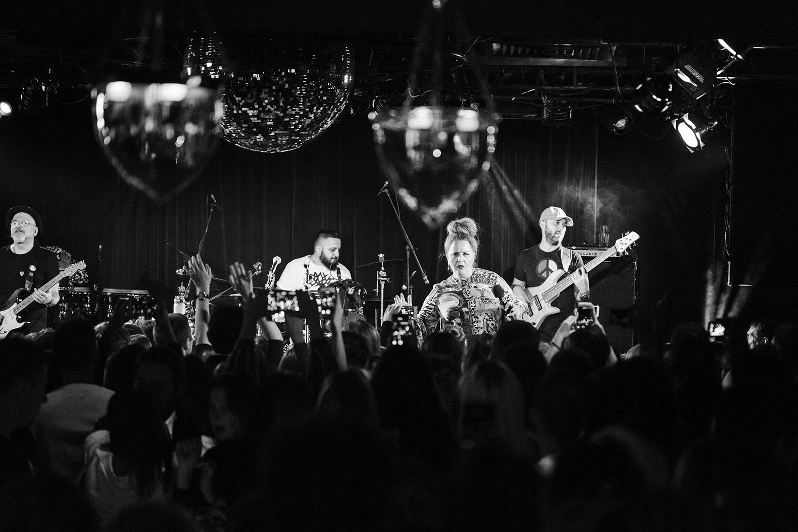 Фото Нино Катамадзе & Insight, Единственный клубный концерт