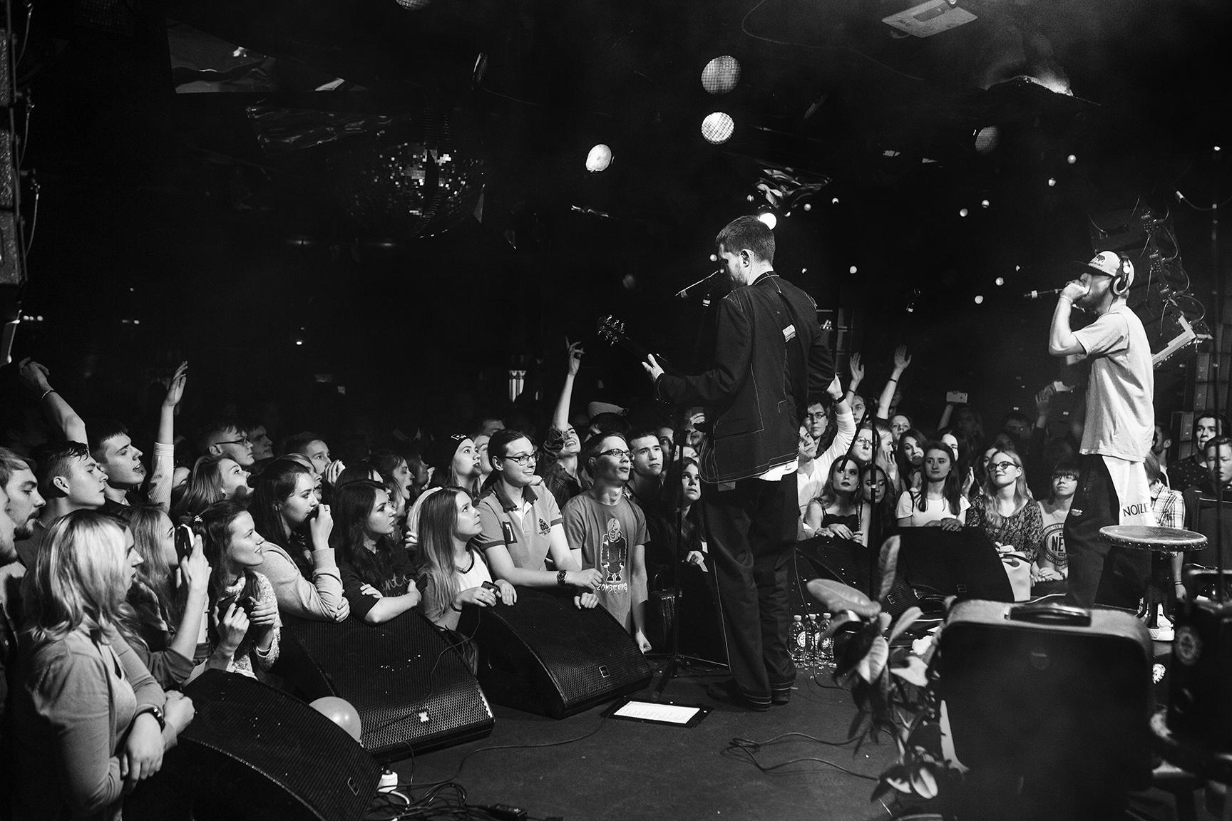 Фото Noize MC, Квартирник