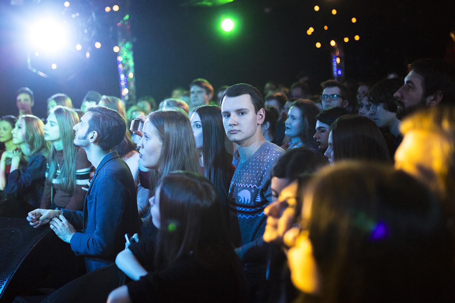 Фото On-The-Go, Акустический концерт