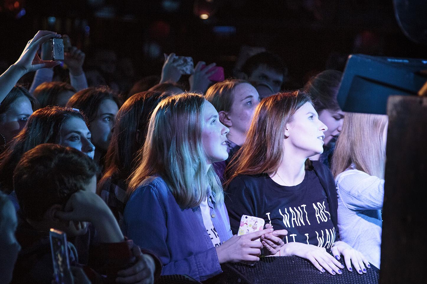 Фото Пицца, Акустический концерт