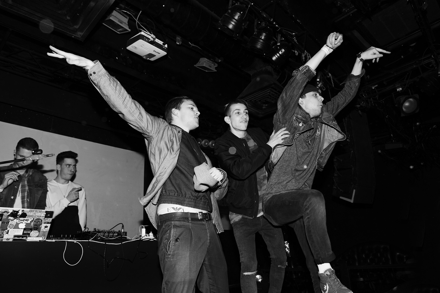 Фото Showkeys x Vibe Room,