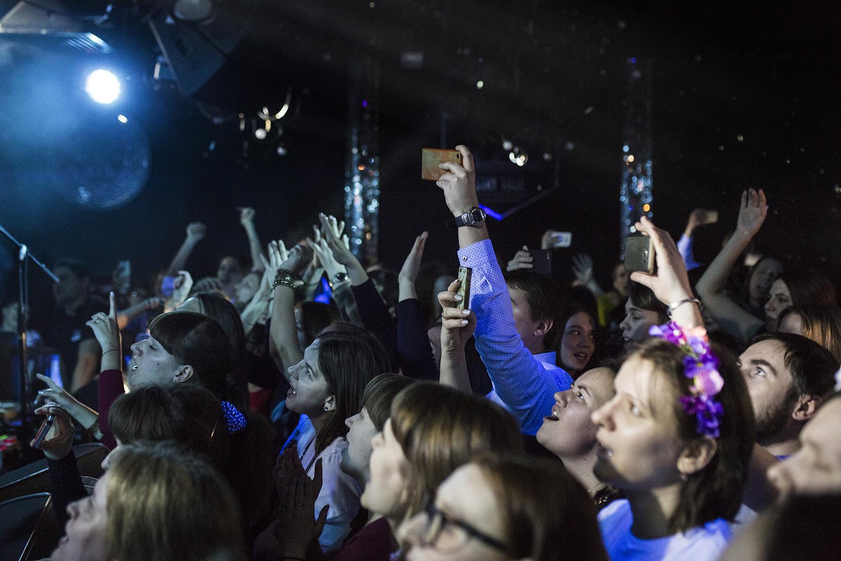 Фото Brainstorm, Специальный праздничный концерт
