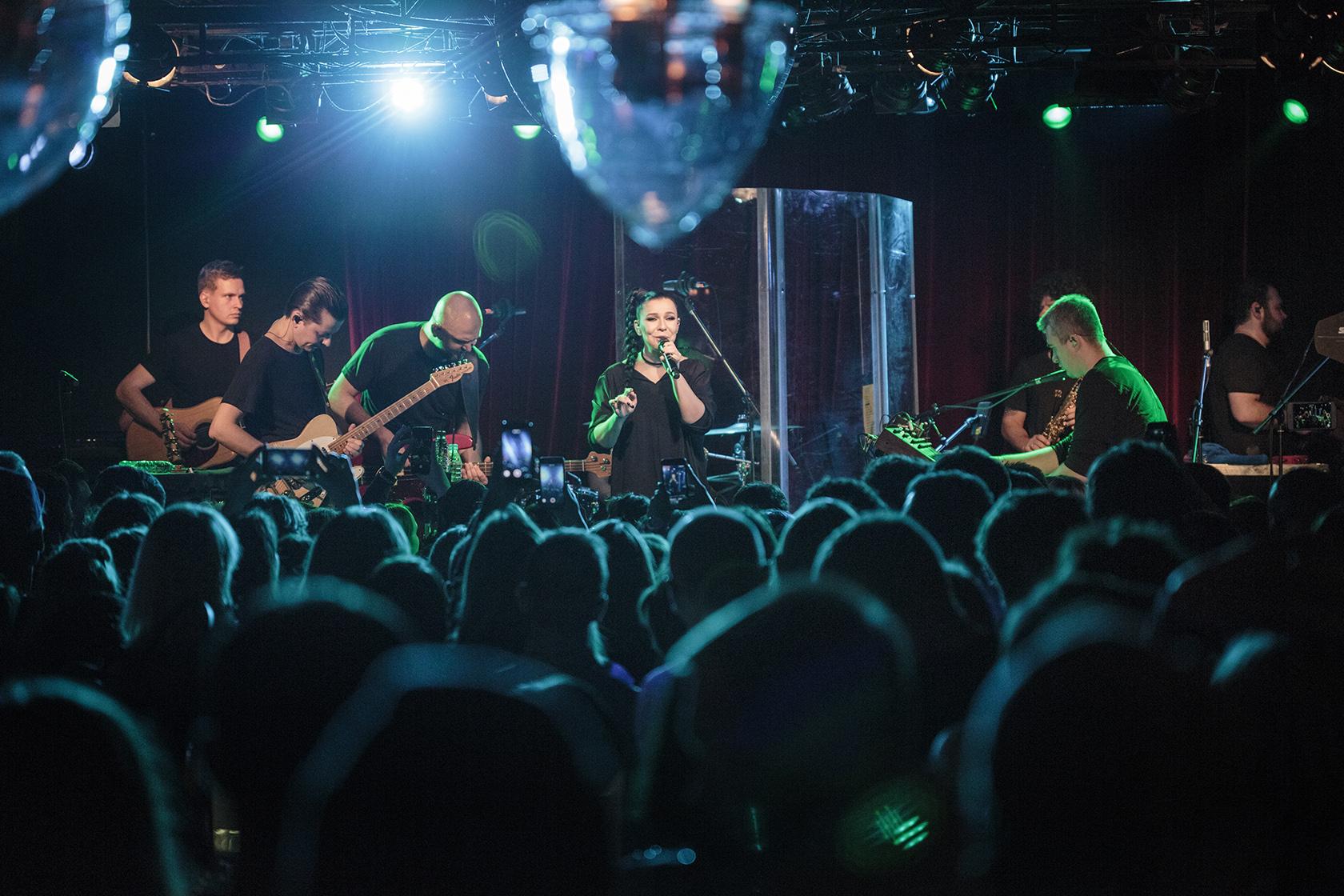 Фото Ёлка, Весенний концерт.
