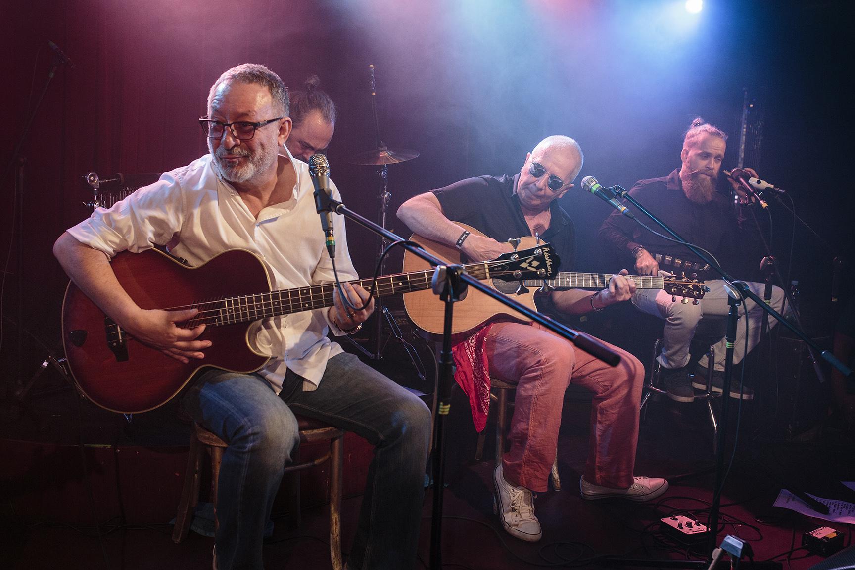 Фото Группа выходного дня , Евгений Маргулис и Алексей Романов