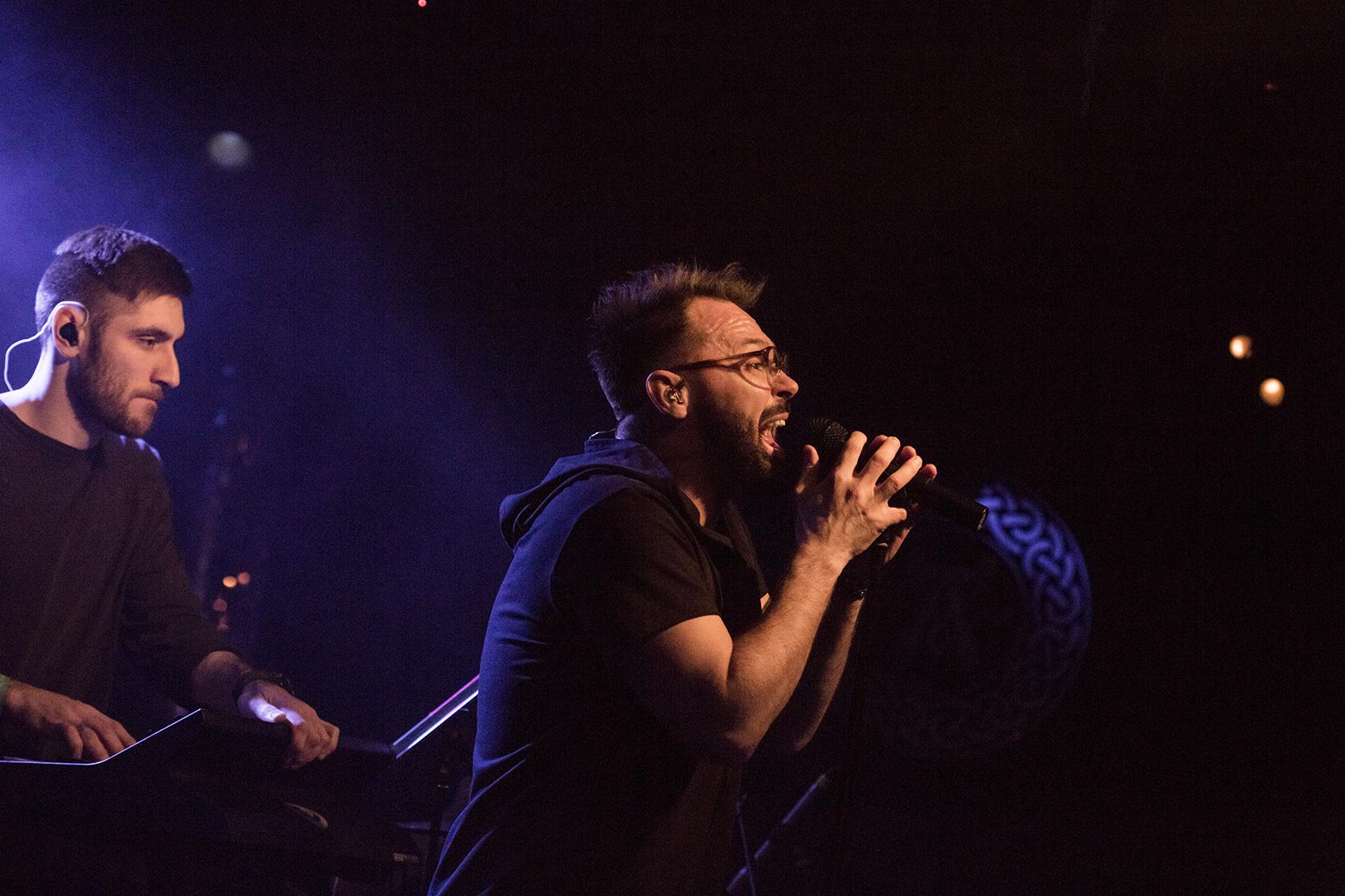 Фото Isaac Nightingale, Праздничный концерт