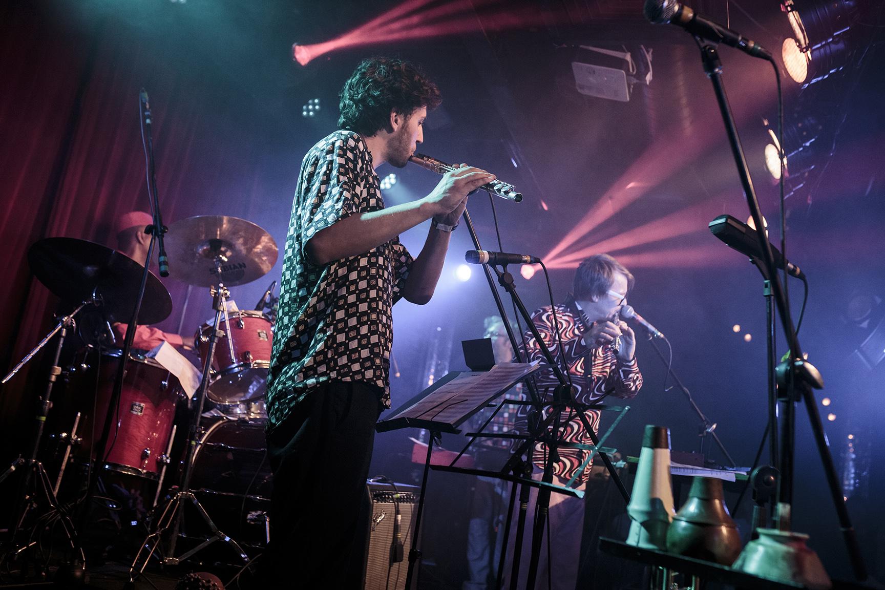 Фото Jimi Tenor Band (Fin), Презентация нового альбома в Москве!