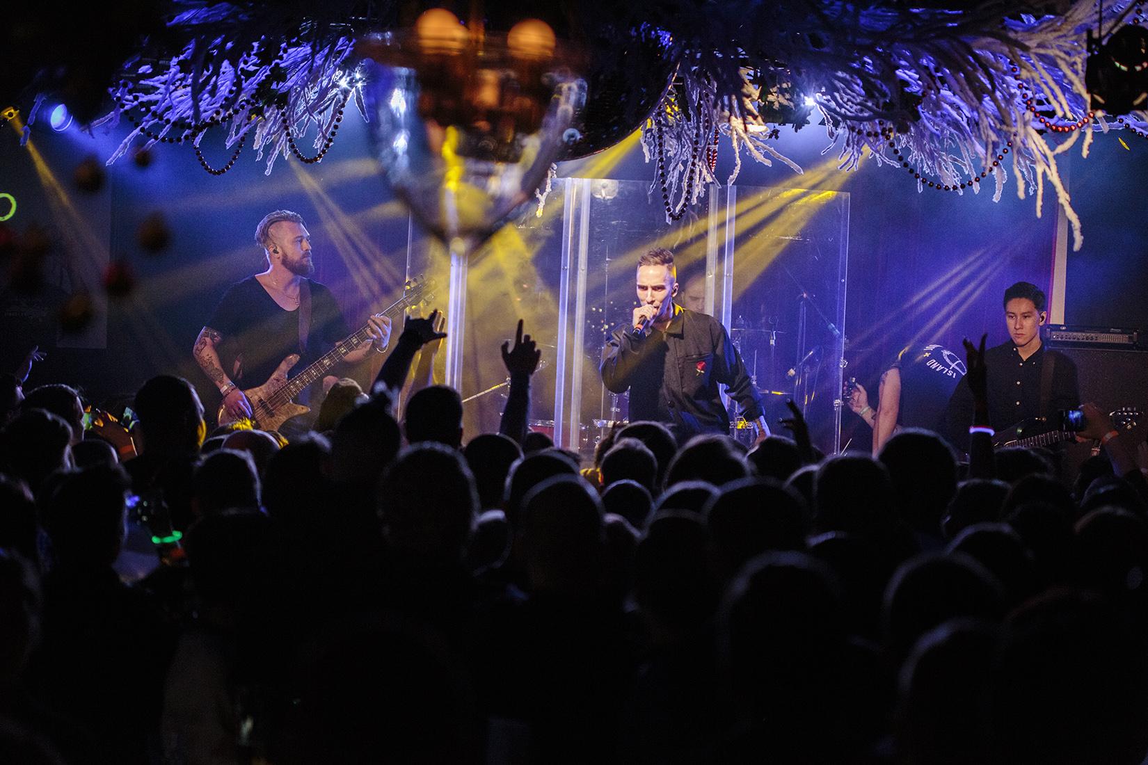 Фото Мэйти, Большой зимний концерт