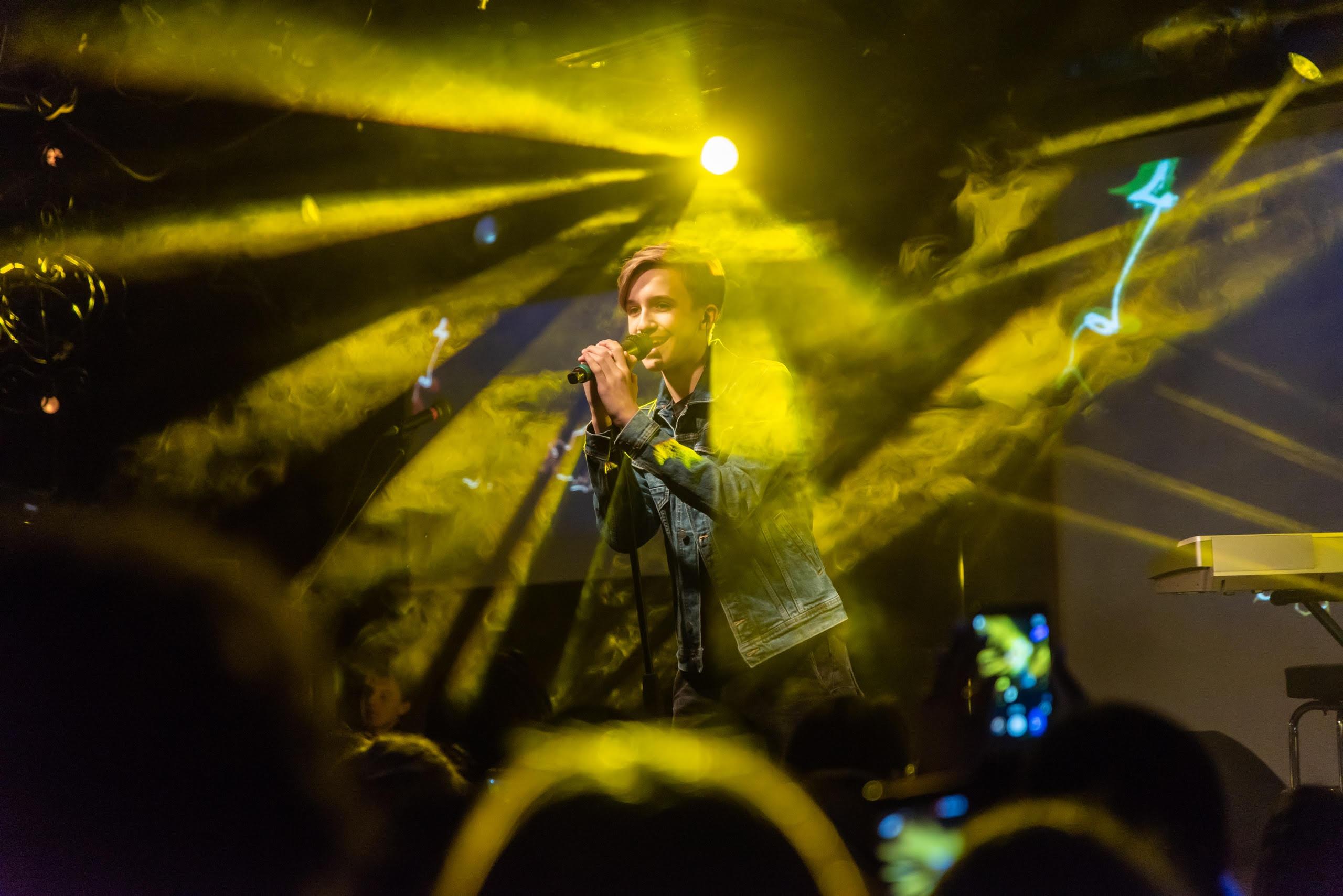 Фото Миша Смирнов, Сольный концерт – презентация альбома