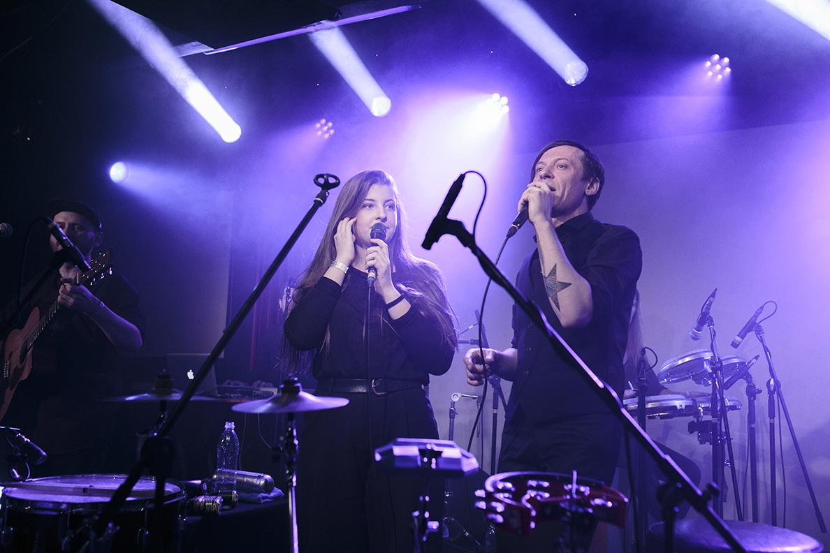 Фото Найк Борзов, Праздничный концерт