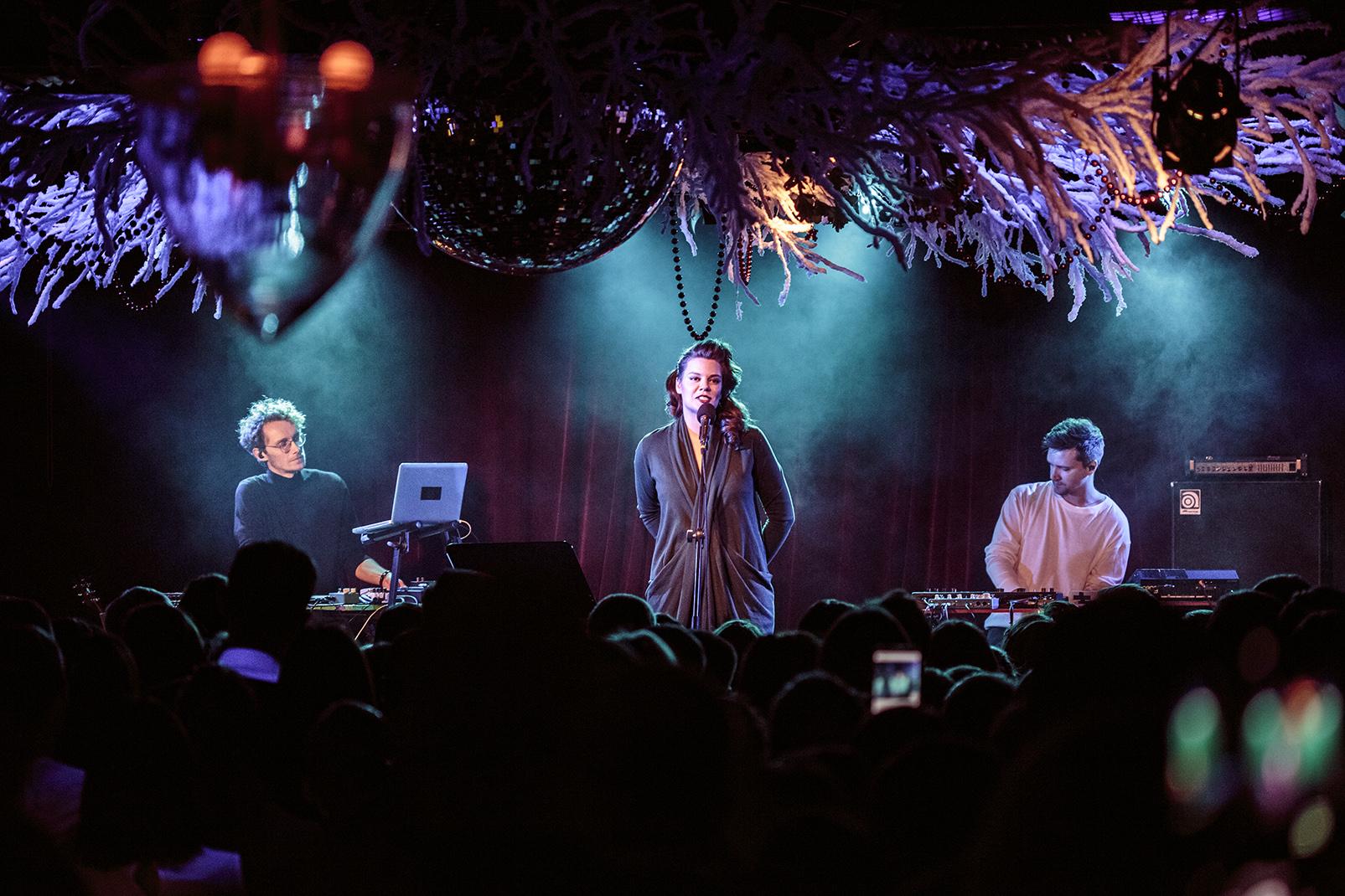 Фото Вера Полозкова, Единственный рождественский концерт