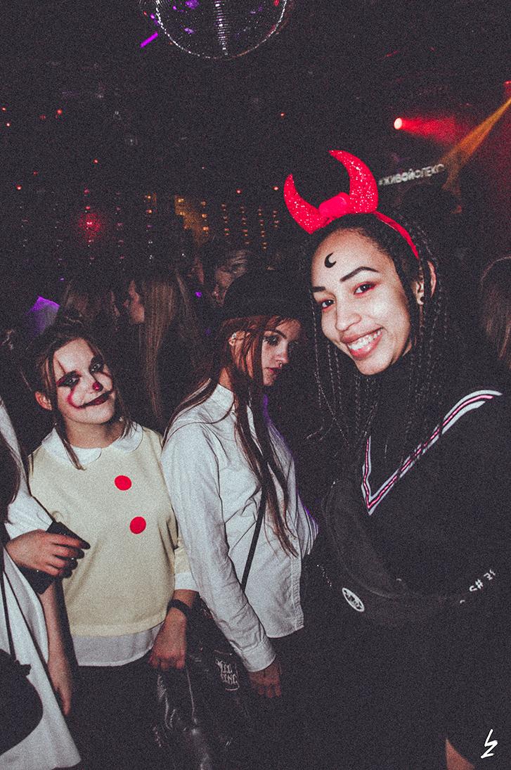 Фото PURPLE H47E: Halloween ,