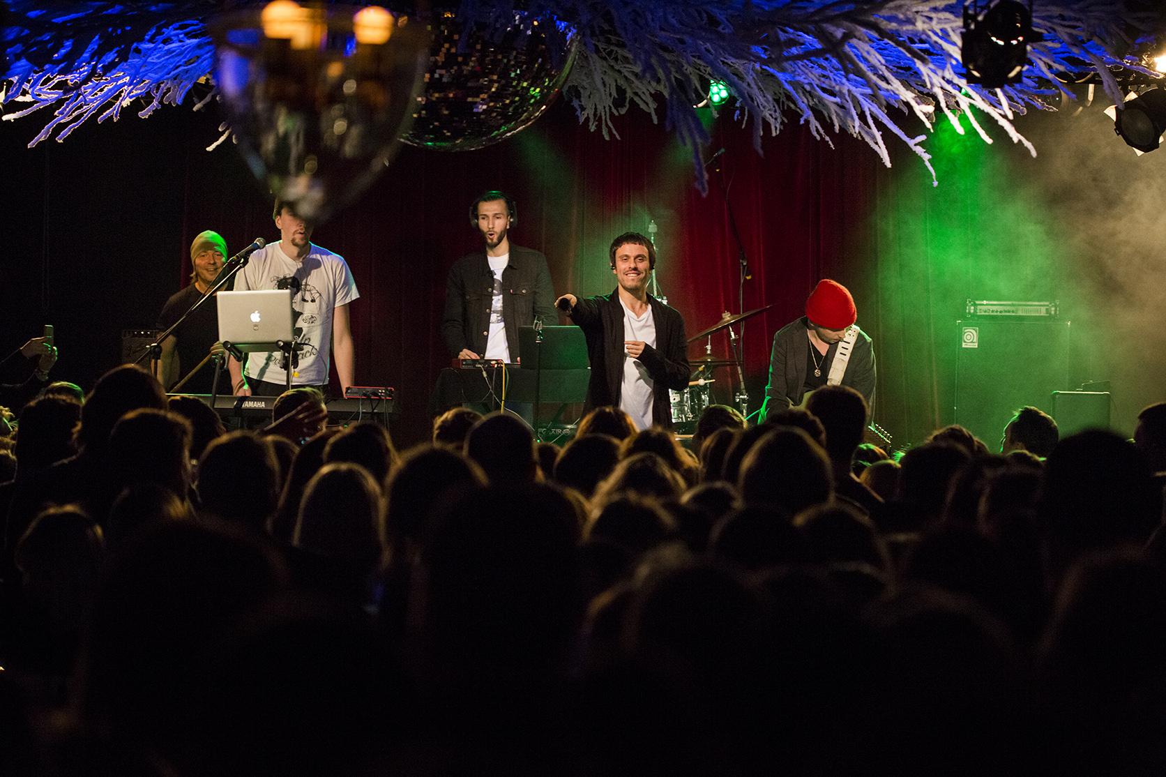 Фото SunSay, Большой зимний концерт