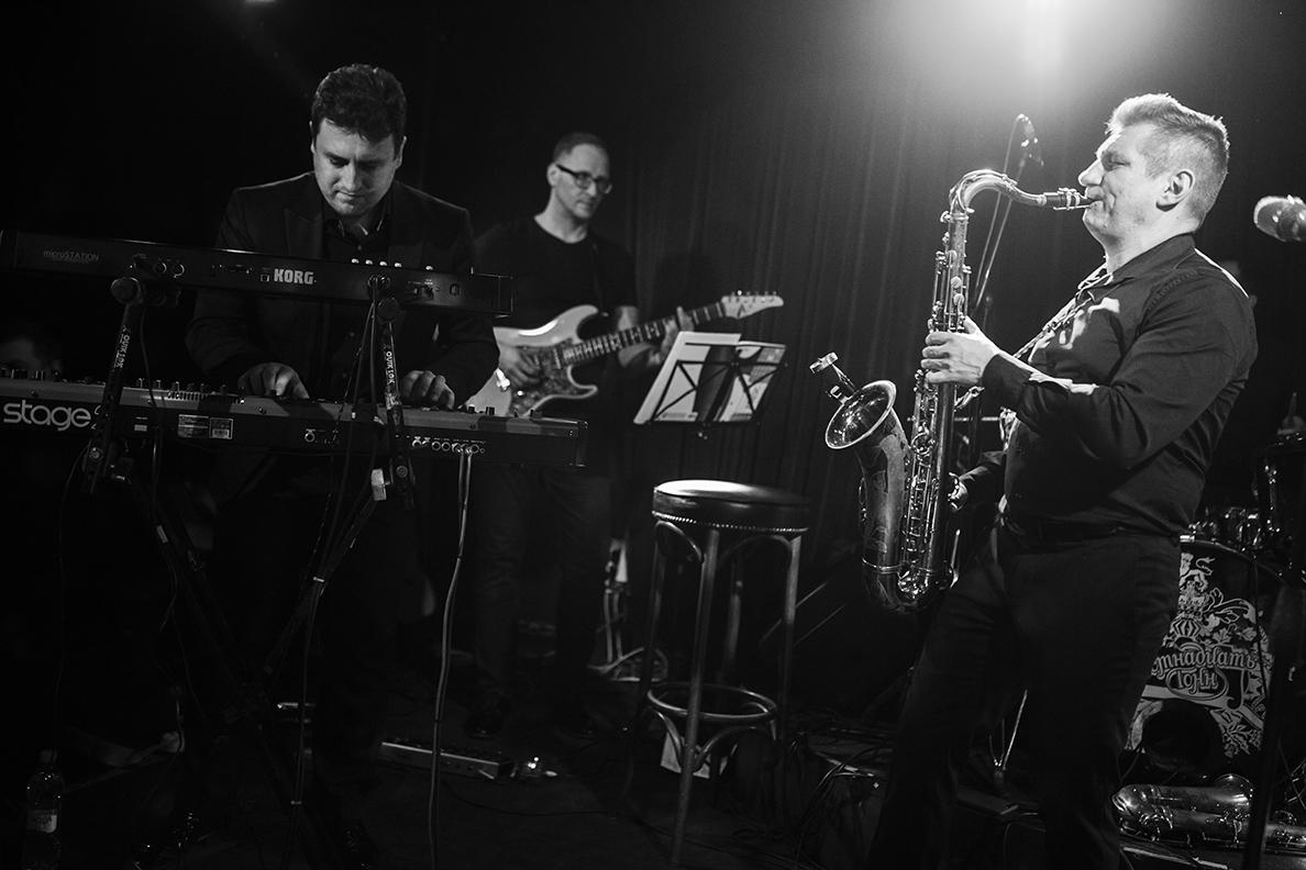 Фото Teona Kontridze & Band,