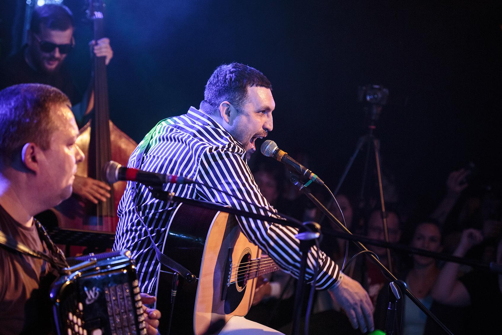 Фото АнимациЯ, Сольный концерт Константина Кулясова
