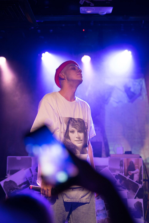 Фото  Мак Сима Мгла, Презентация альбома