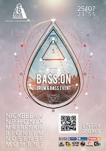 Bass:On  w/ NickBee (UA) & Nphonix