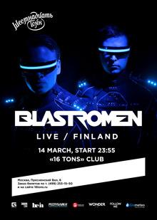 Blastromen (Finland / Live)
