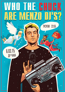 Who the Chuck are Menzo Djs