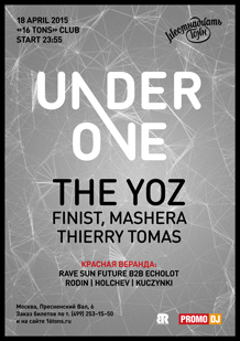 Under One: The YOZ, Finist, Thierry Tomas, Mashera