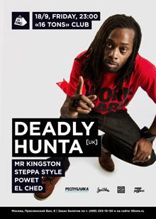 Deadly Hunta (UK)