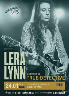 Lera Lynn (USA)
