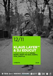 Klaus Layer & DJ Educut