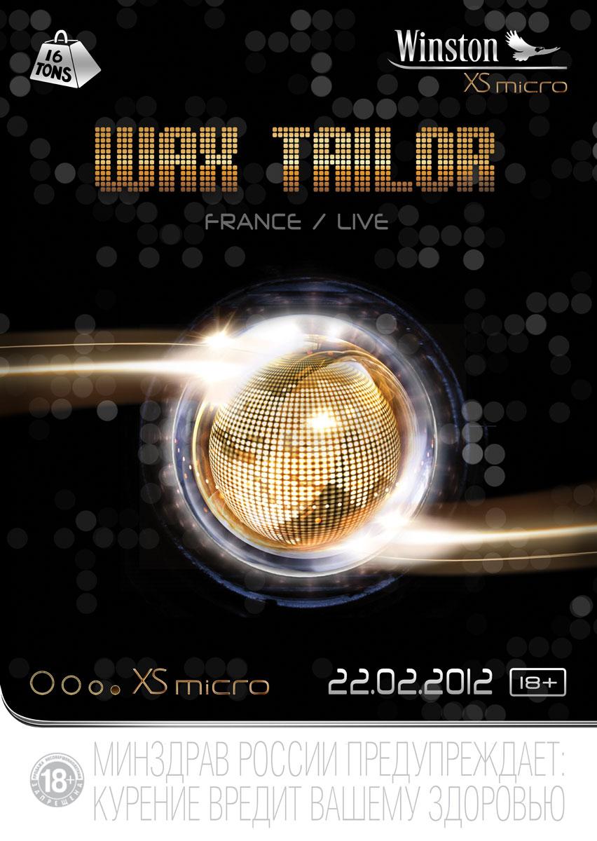 Афиша Wax Tailor (Франция)