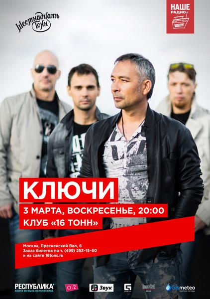 Афиша Ключи